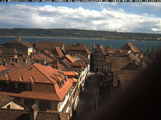 Webcam La Neuveville